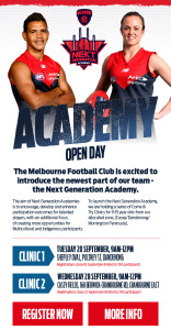 MFC Academy open day